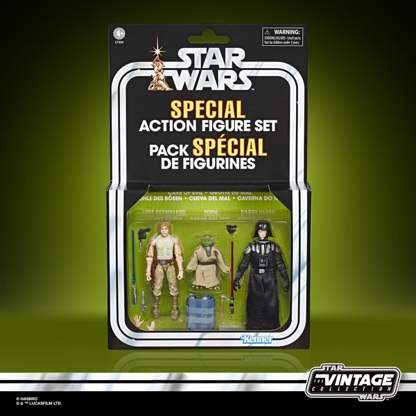 Hasbro reveals new Star Wars: The Vintage Collection and The Black Series action figures