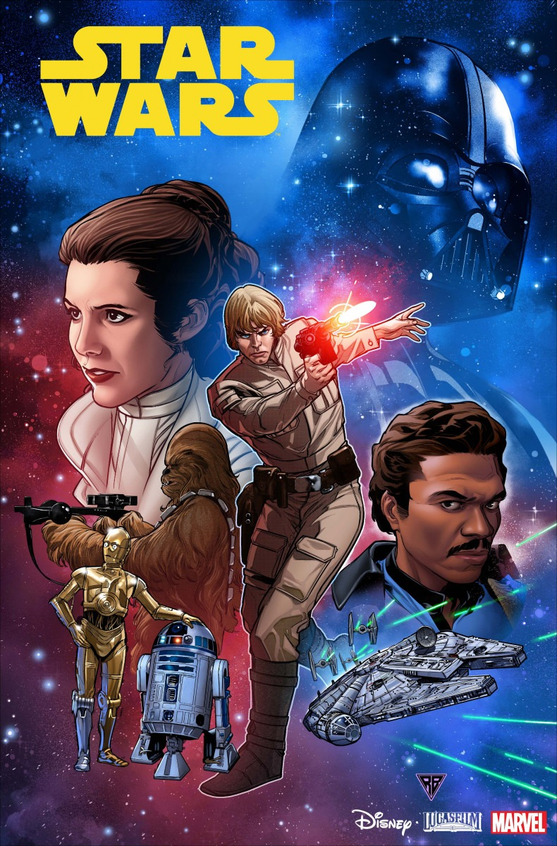 Marvel's Star Wars comic book Strikes Back this January