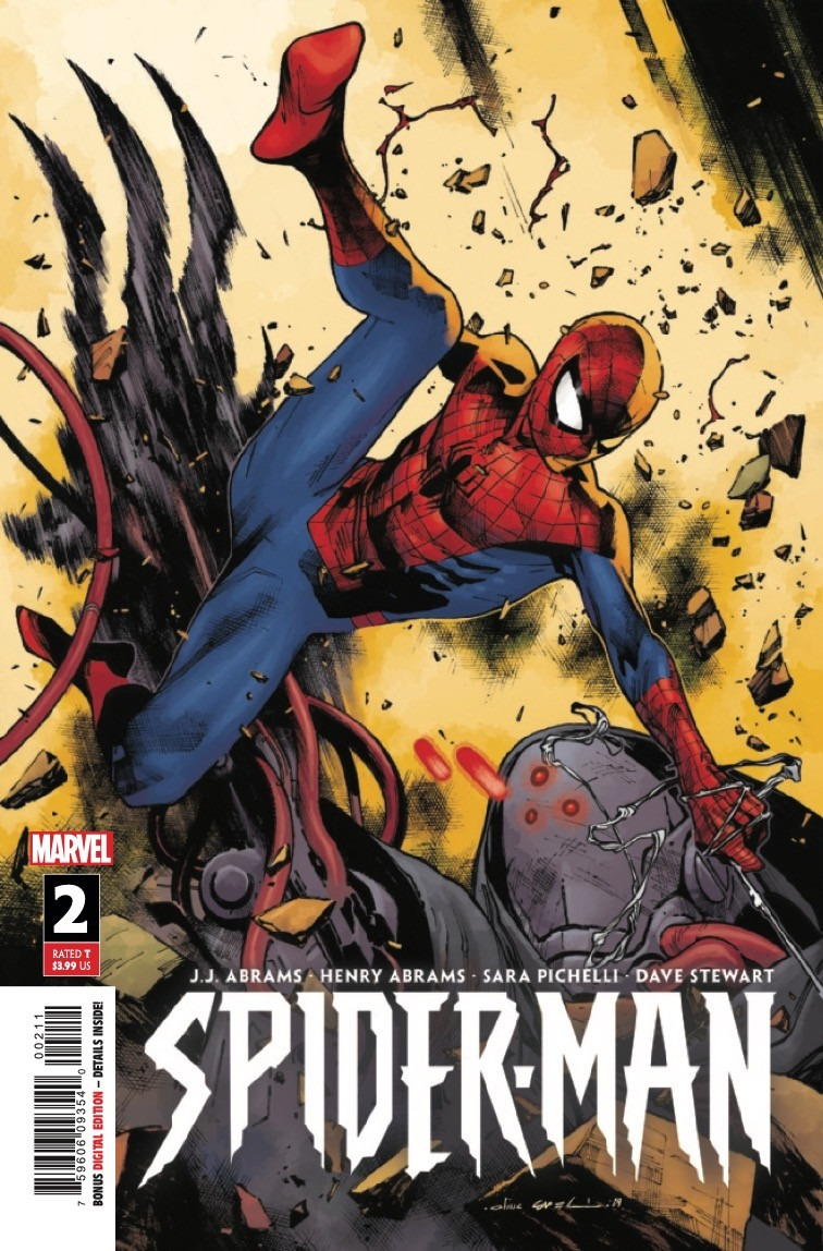 Comic Book Preview - Jj Abrams Spider-Man 2-2045