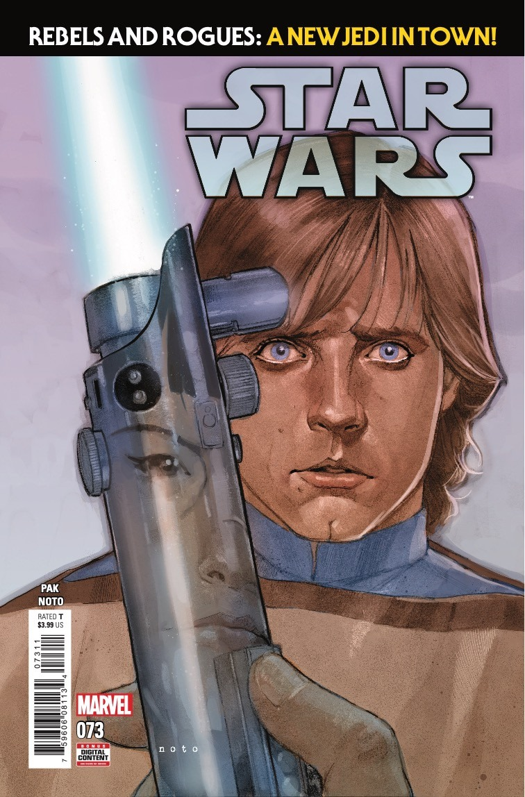 Comic Book Preview - Star Wars #73