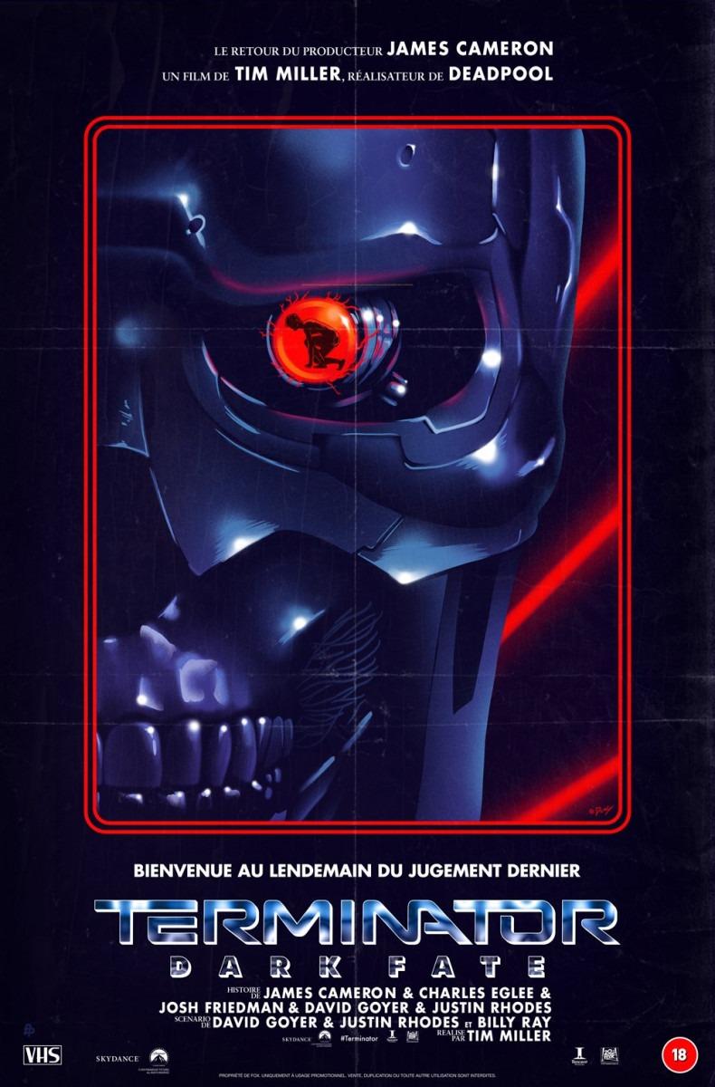 Terminator: Dark Fate gets twelve new posters