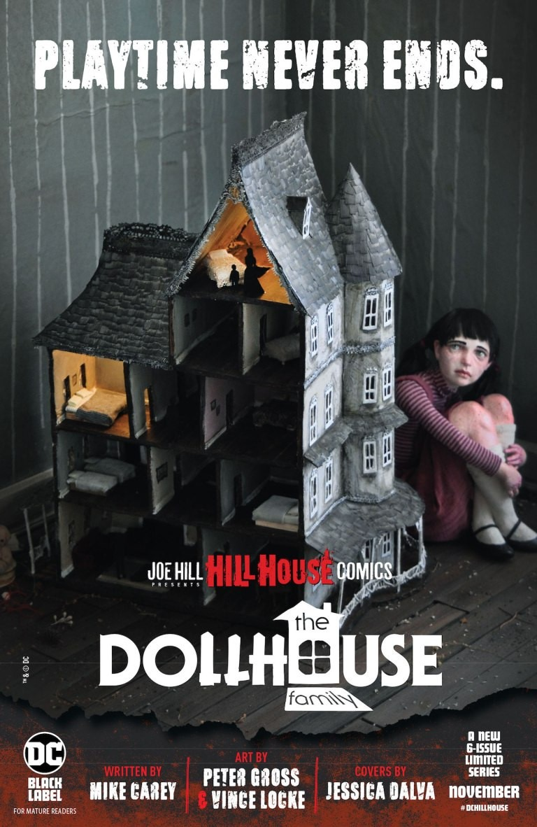 First look preview of The Dollhouse Family #1
