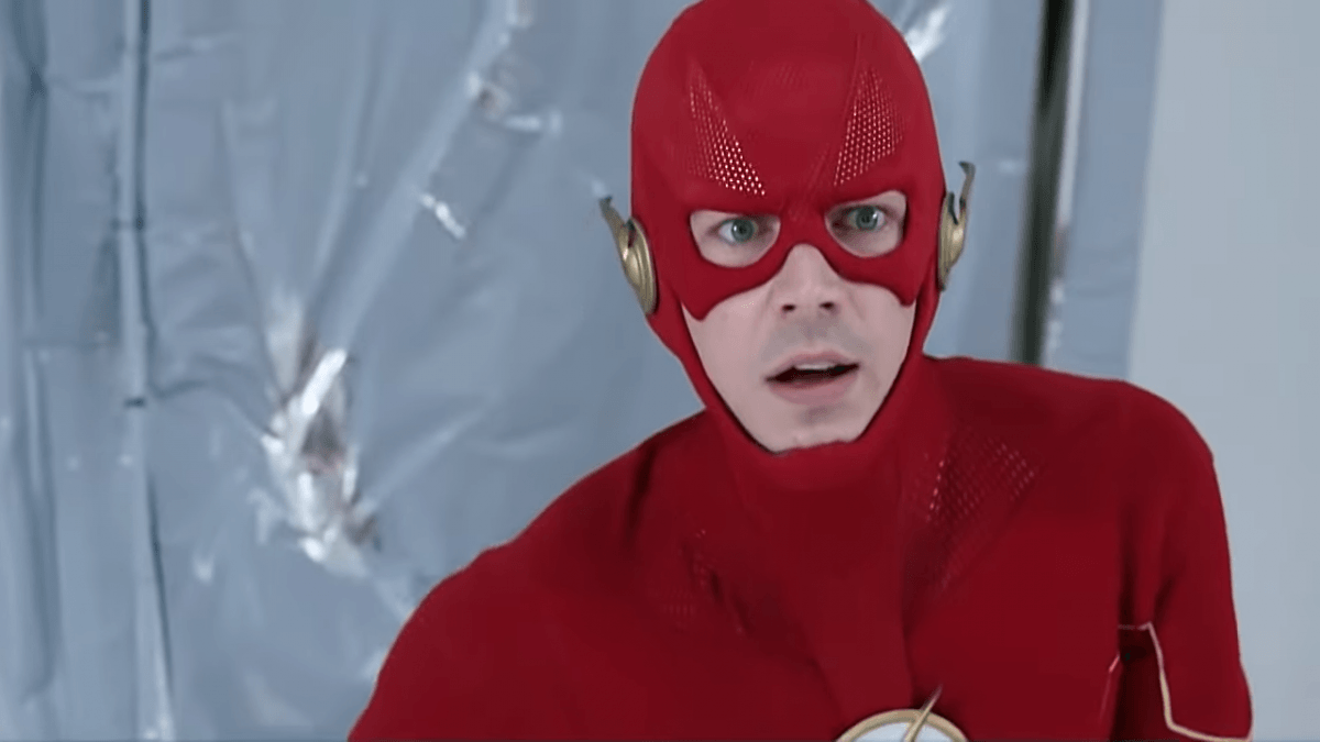 Promo for The Flash Season 6 Episode 3 – 'Dead Man Running'