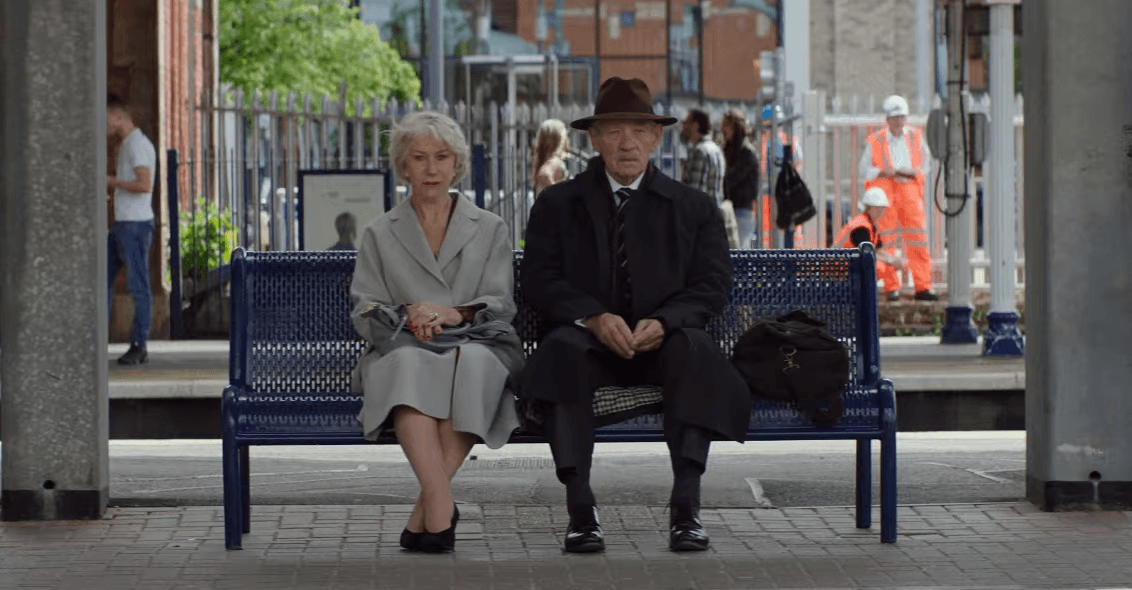 Ian McKellen and Helen Mirren star in new trailer for The Good Liar