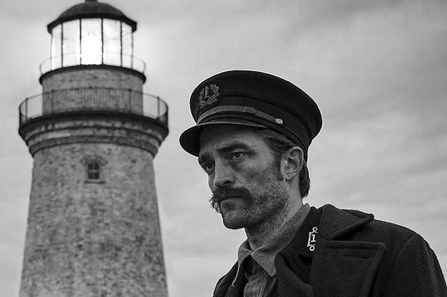 """Robert Pattinson on his """"ferocious"""" masturbation scene in The Lighthouse"""
