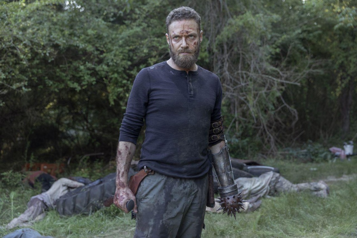 Trailer and images for The Walking Dead Season 10 Episode 3 - 'Ghosts'