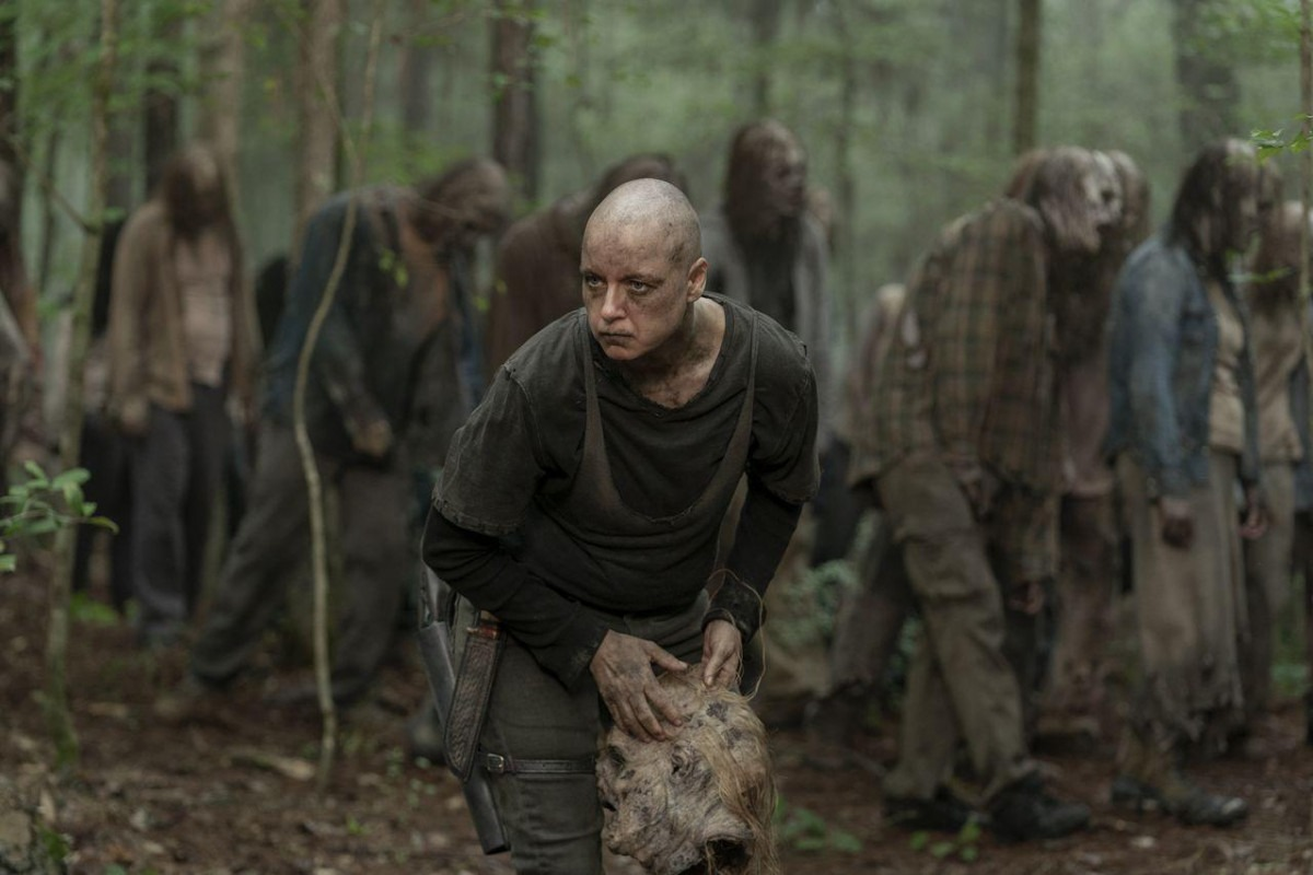 Promo images for The Walking Dead Season 10 Episode 2 – 'We Are the End of the World'