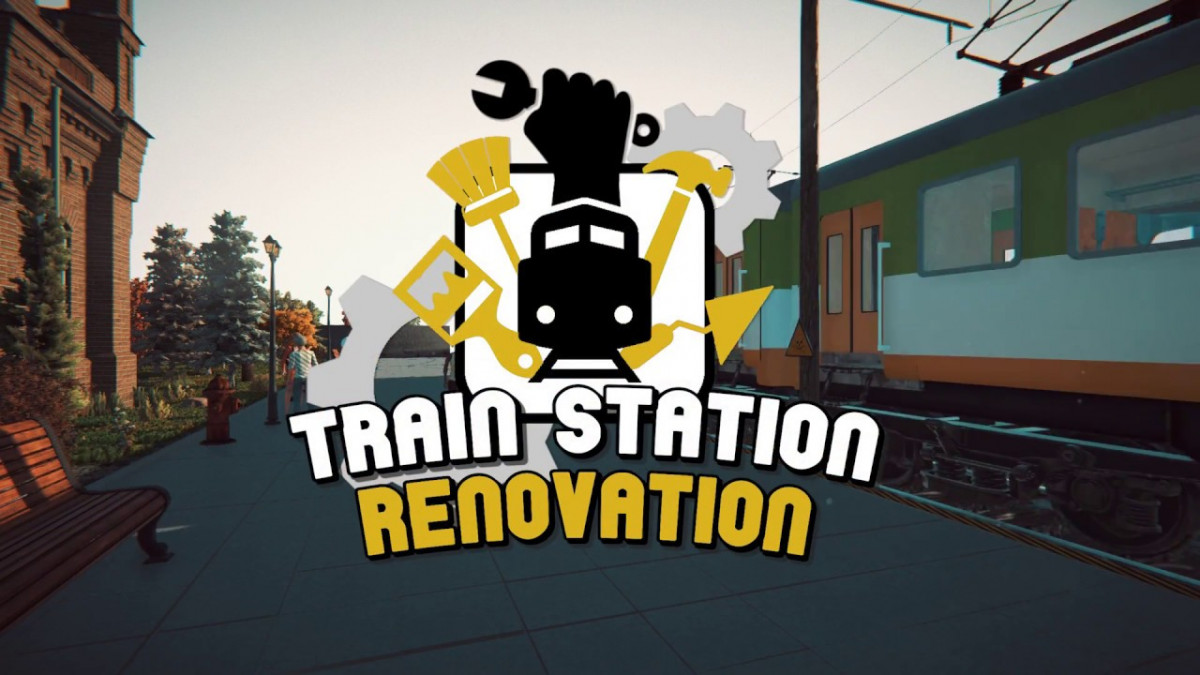 Train Renovation Station coming soon to Steam