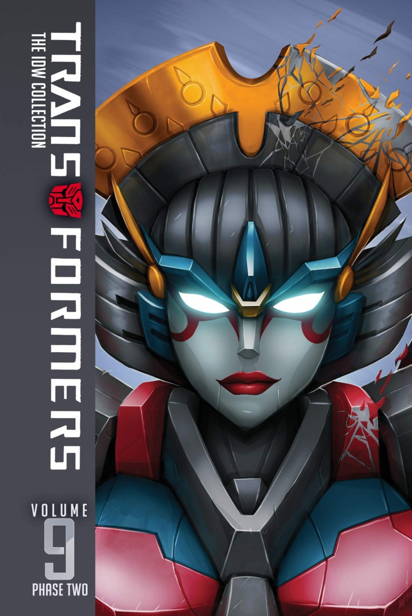 Comic Book Review - Transformers IDW Collection Phase Two - Volume 9