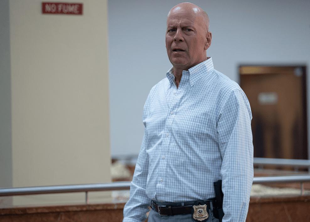 Bruce Willis and Steve Guttenberg star in trailer for action thriller Trauma Center