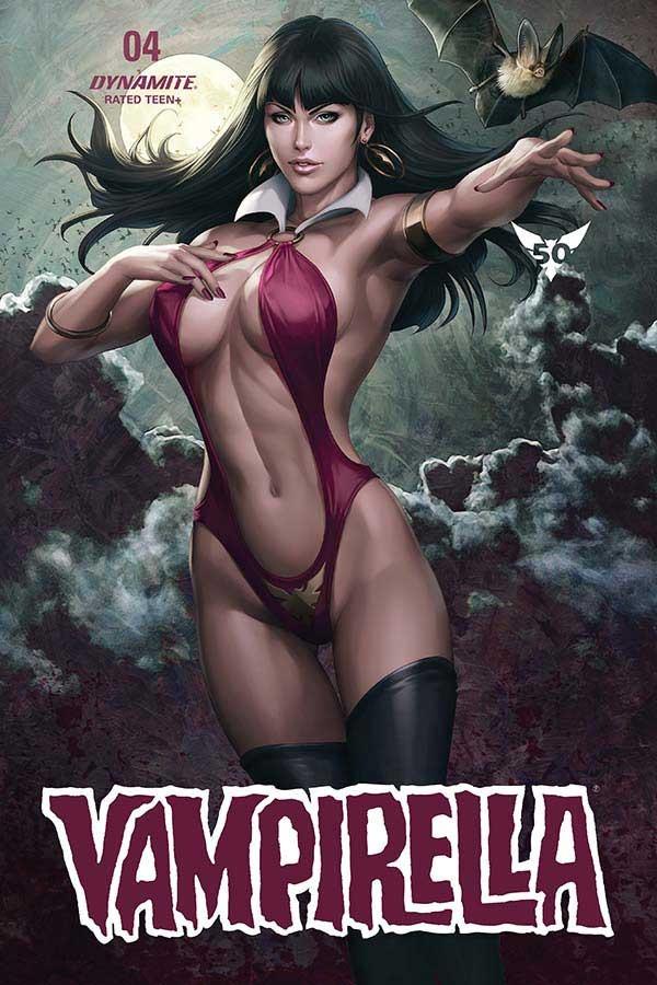 Comic Book Preview - Vampirella #4