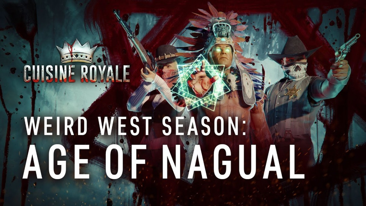 Weird West: Age of Nagual update coming soon to Cuisine Royale