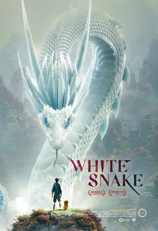 Chinese Animated Feature White Snake Gets A Poster And Trailer-4832