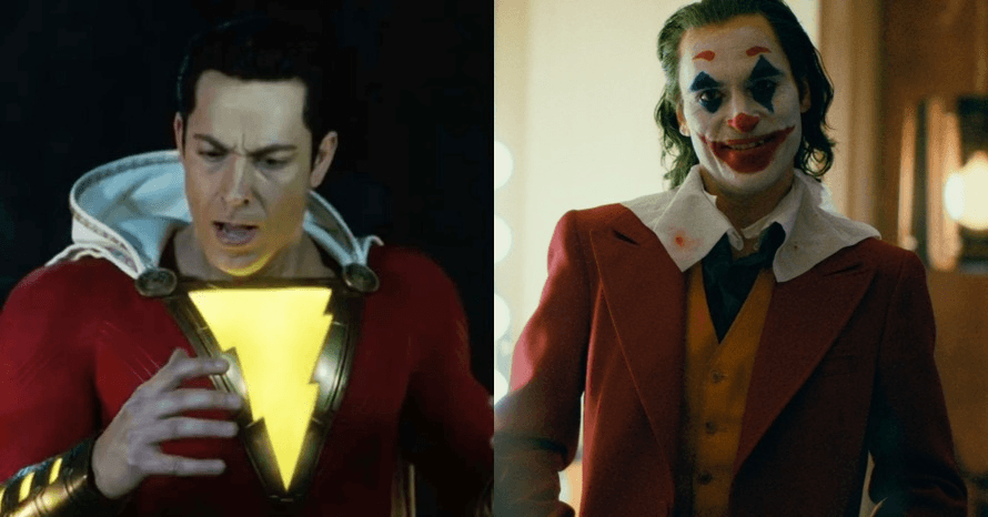 Shazam! star Zachary Levi praises Joker and his DC colleagues