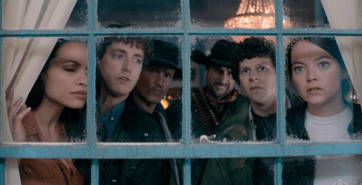 Zombieland: Double Tap clip reminds us of the importance of Rule 52