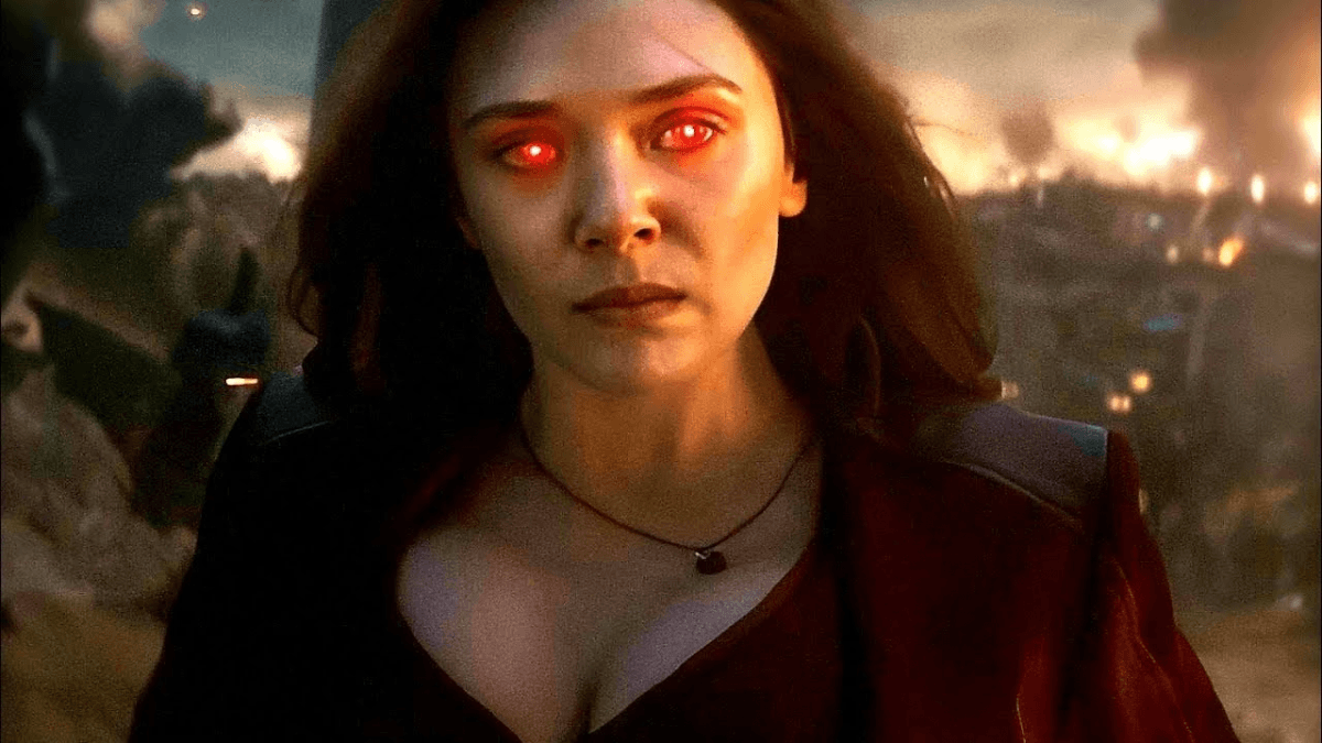 Kevin Feige confirms Wanda Maximoff will turn into Scarlet Witch in WandaVision