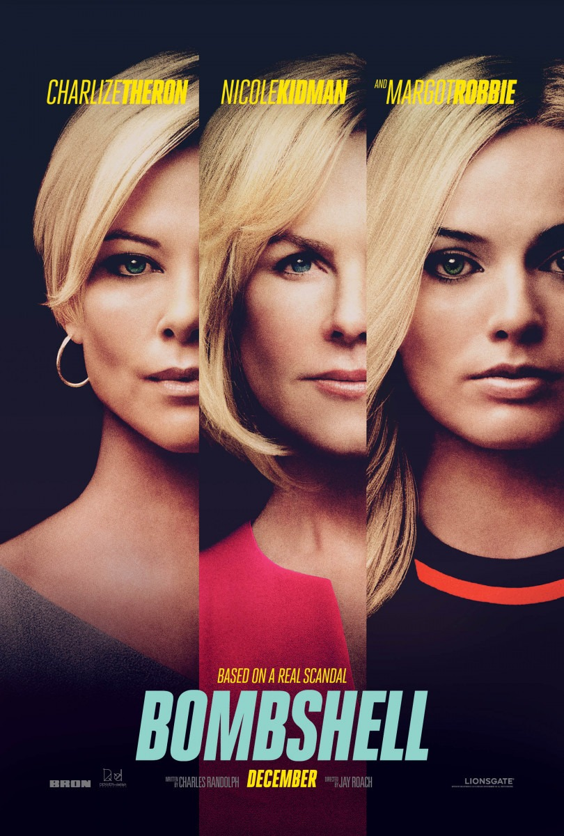 Movie Review - Bombshell (2019)