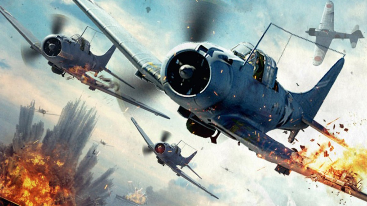 Exclusive: Watch an action-packed clip from WWII movie Dauntless: The Battle of Midway
