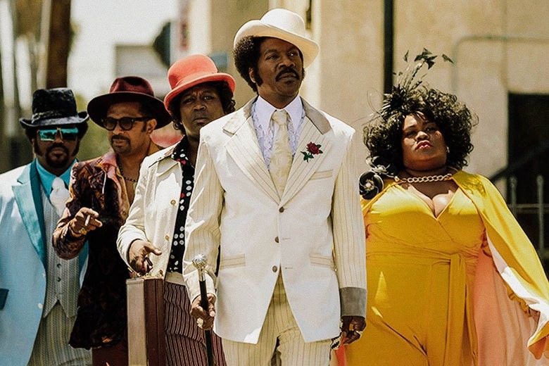 Movie Review - Dolemite Is My Name (2019)