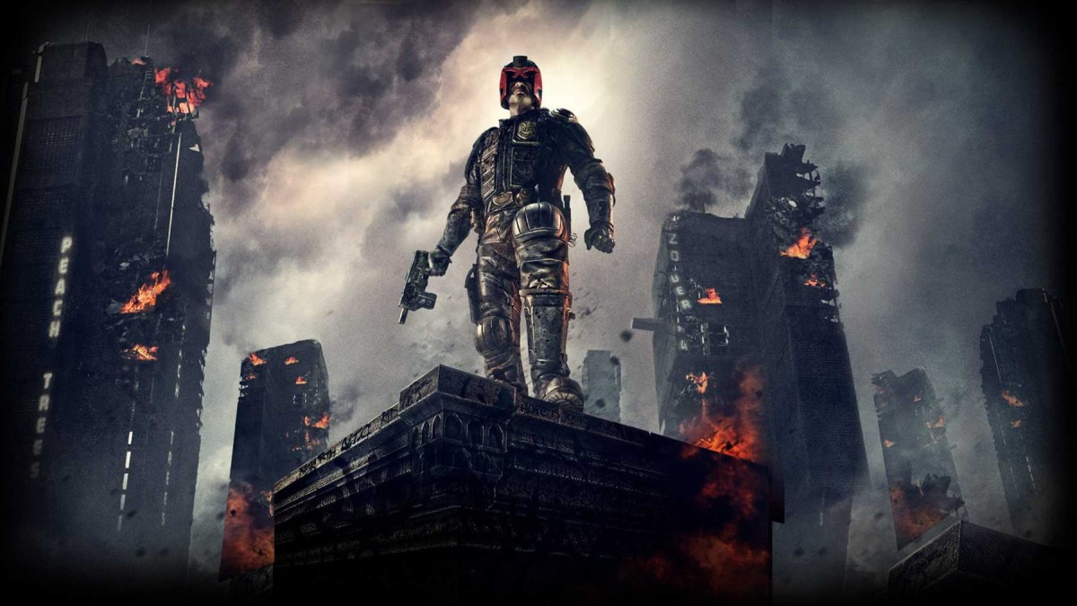 Alex Garland has no interest in returning to the world of Dredd