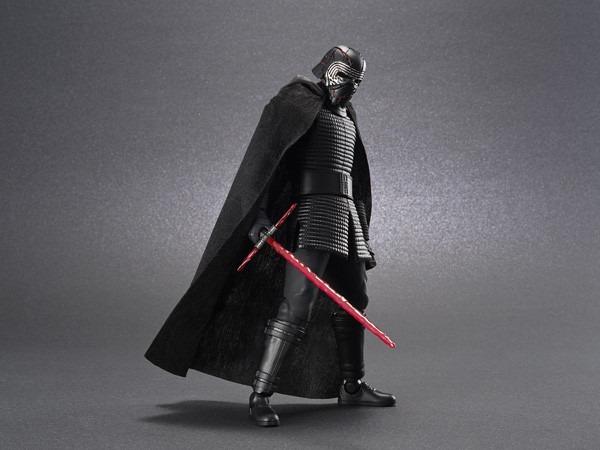 Bandai Hobby's Star Wars: The Rise of Skywalker's model kits revealed