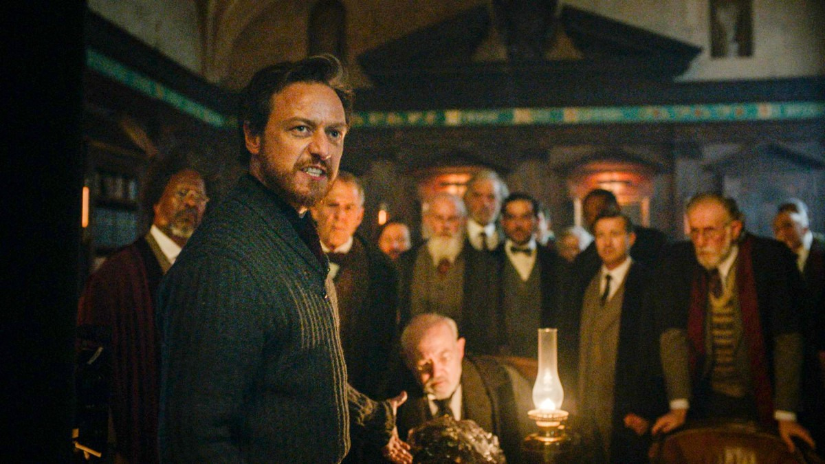 New images from His Dark Materials TV series arrive online