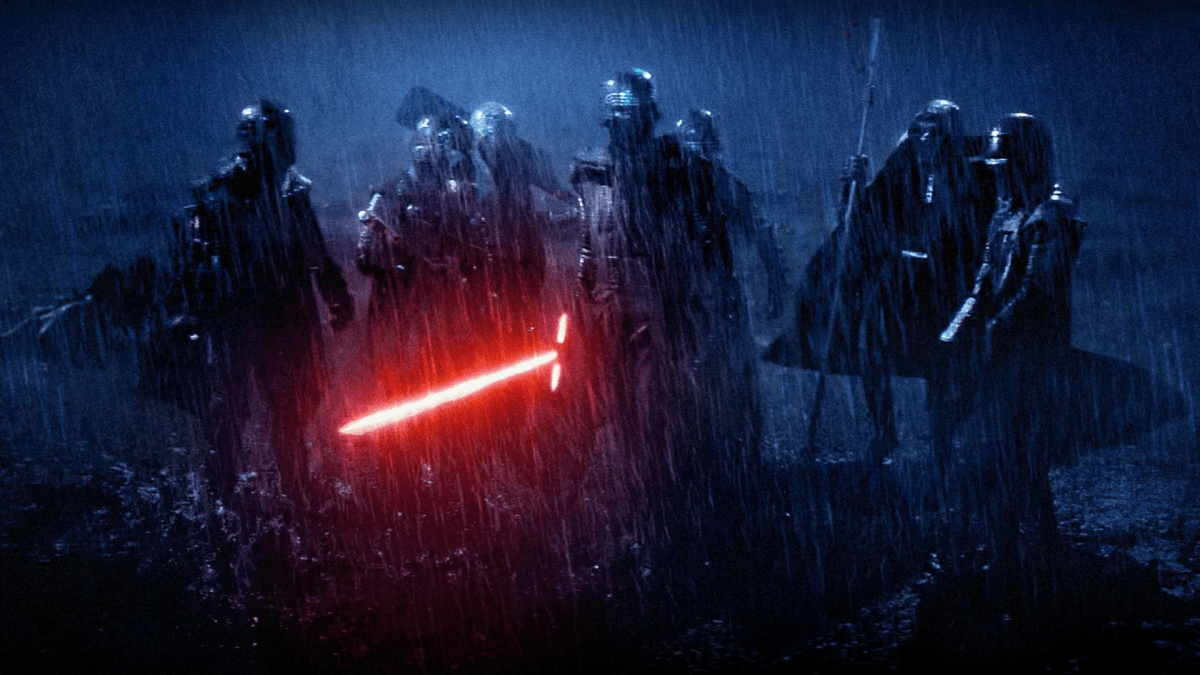 Knights of Ren character description reveals little about the mysterious Star Wars: The Rise of Skywalker baddies