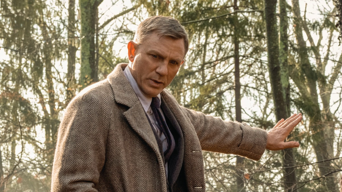 "Daniel Craig would be ""over the moon"" to return for Knives Out sequel"