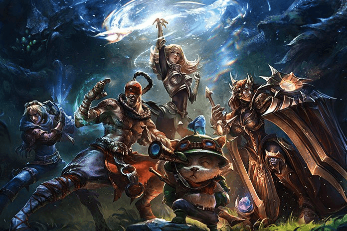 League of Legends animated series Arcane in development