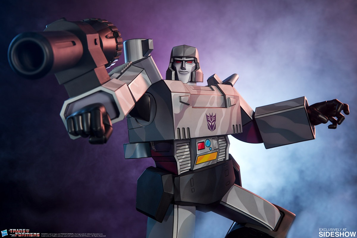 PCS Collectibles' Transformers G1 Megatron statue available to pre-order now