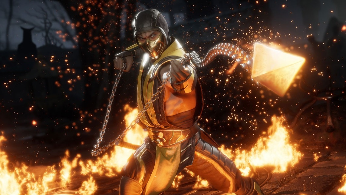Mortal Kombat Legends: Scorpion's Revenge animated movie officially announced - Flickering Myth