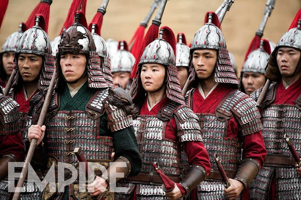 New image from Disney's live-action Mulan released