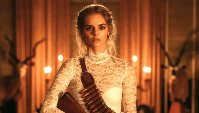 Samara Weaving cast as Scarlett in G.I. Joe spinoff Snake Eyes