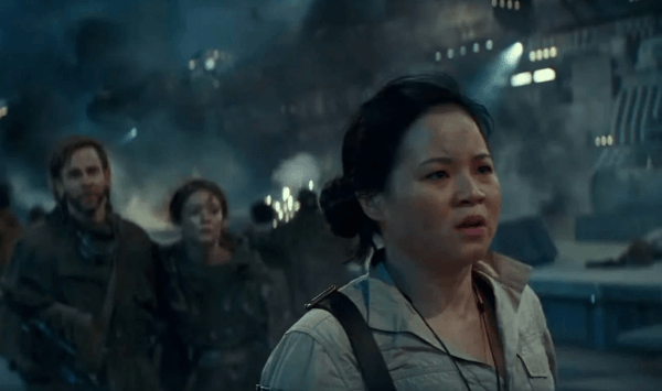 Image result for the rise of skywalker kelly marie tran""