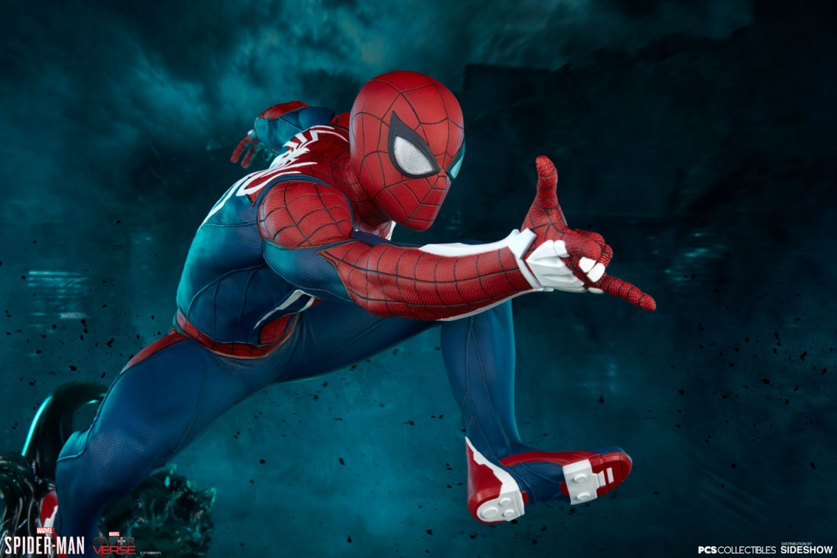 PCS Collectibles unveils new Marvel's Spider-Man 1:3 scale statue