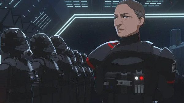 Clip And Images For Star Wars Resistance Season 2 Episode 3 Live Fire
