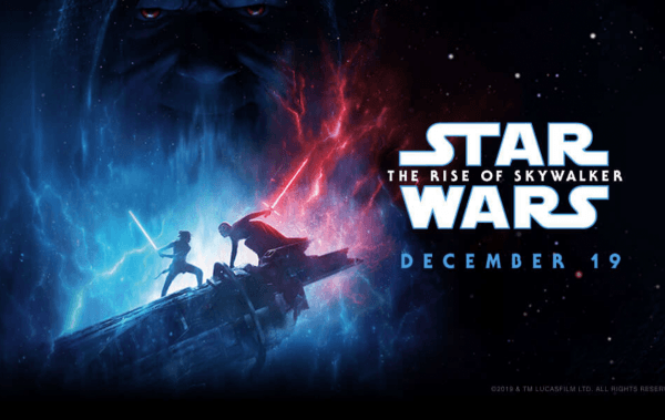 Limited Edition Star Wars The Rise Of Skywalker Posters To Be Given Away At Imax Cinemas