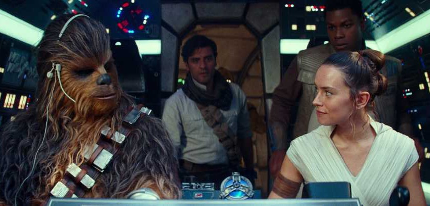 The Rise of Skywalker is the longest Star Wars film to date