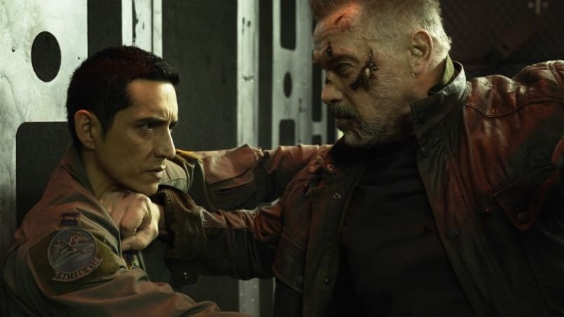 Terminator: Dark Fate gets an extended red band trailer