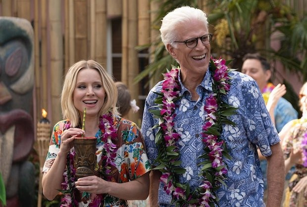 The Good Place Season 4 Episode 3 Review - 'Chillaxing'