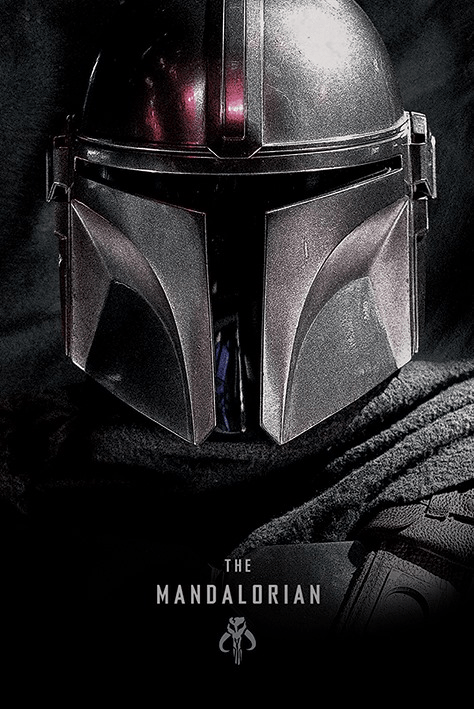 Star Wars series The Mandalorian gets a new poster
