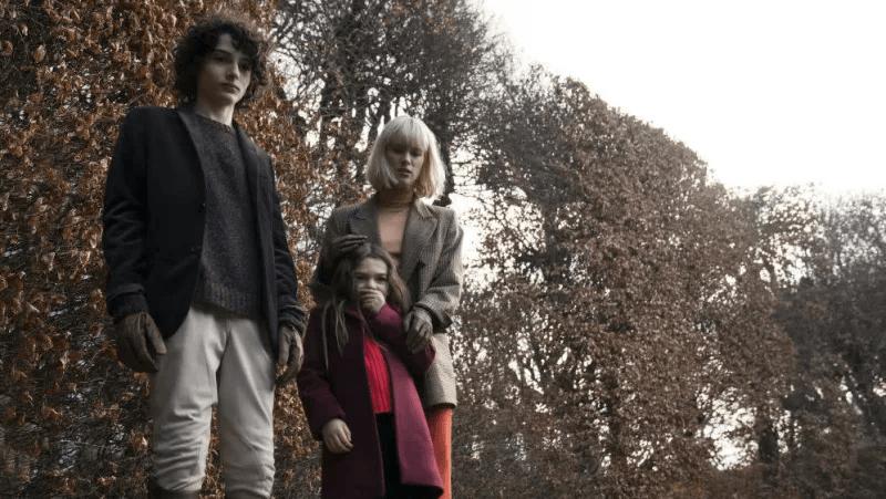 Mackenzie Davis and Finn Wolfhard star in trailer for horror The Turning