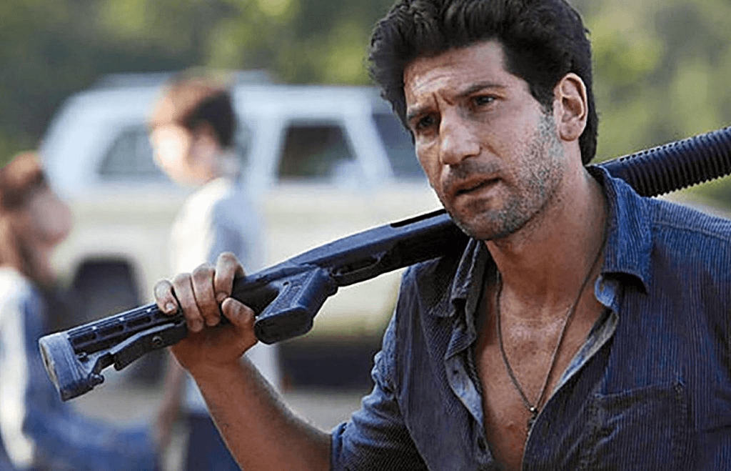 "Jon Bernthal ""shed a couple tears"" after he left The Walking Dead"