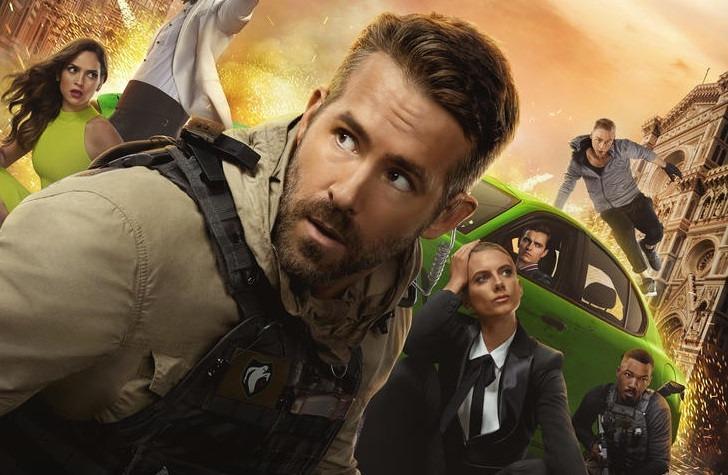 Movie Review – 6 Underground (2019)