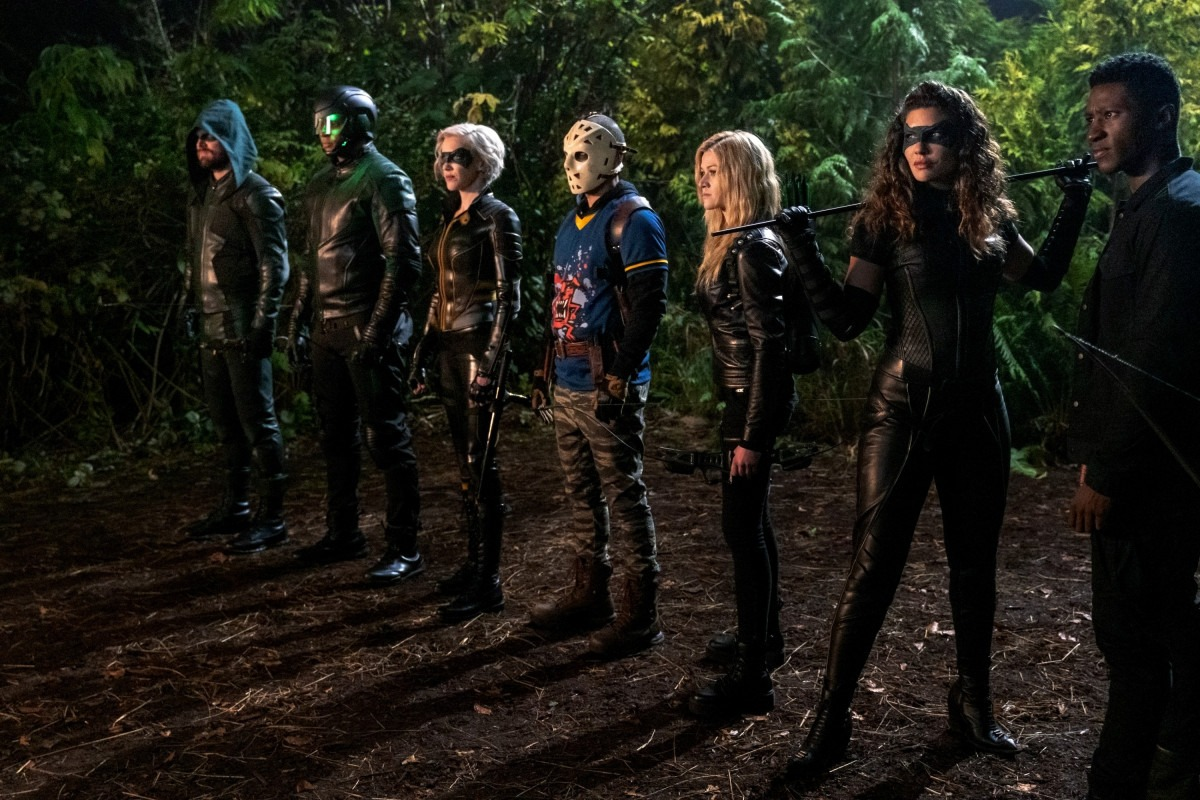 Arrow Season 8 Episode 7 Review - 'Purgatory'