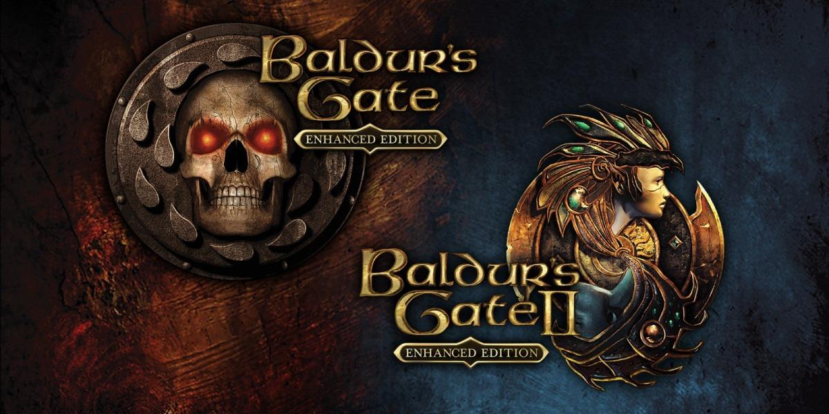 Video Game Review - Baldur's Gate I & II Enhanced Edition