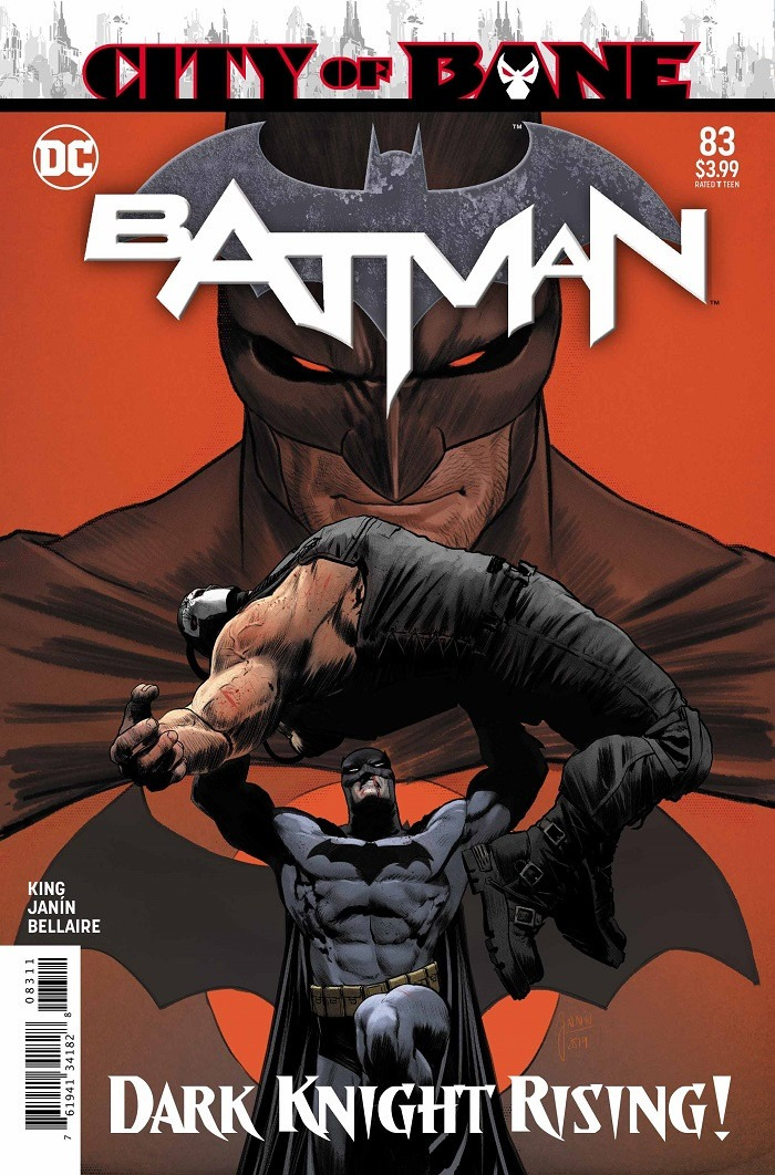Batman discovers Alfred's body in preview of Batman #83
