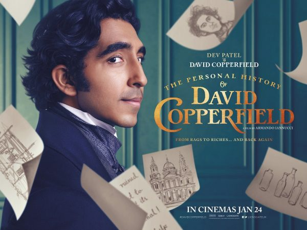 Image result for the personal history of david copperfield poster