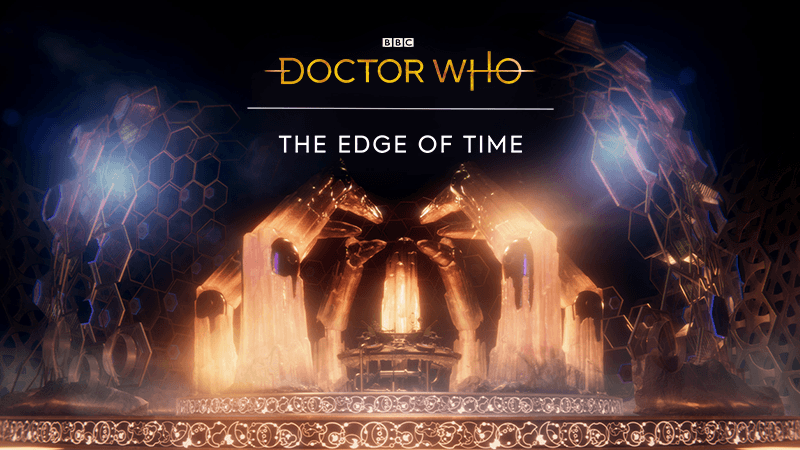 Doctor Who VR game Doctor Who: The Edge of Time out now