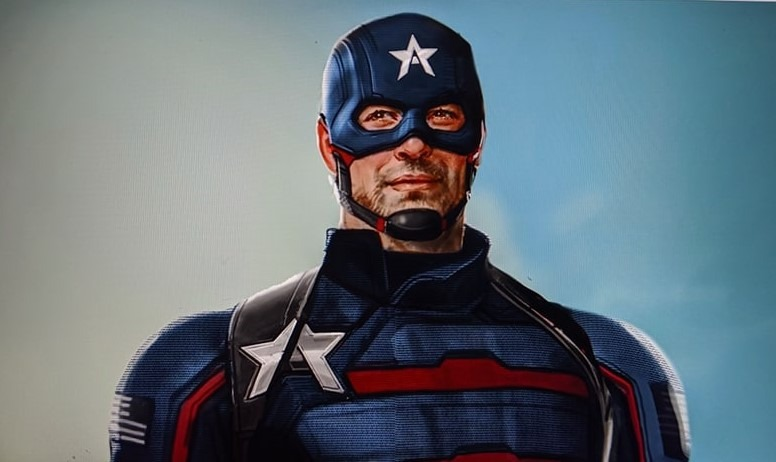 U.S. Agent wields Cap's shield in The Falcon and the Winter Soldier set photos